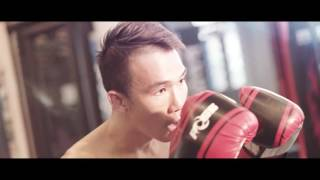 Hong Kong Fighter of E-1 World Championship - Jimmy WONG 王宗浩