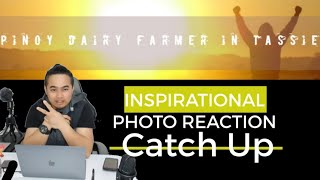 Inspirational Photo Reaction Game Catch up