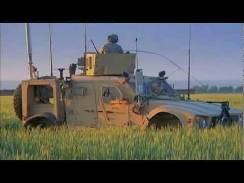Mine Resistant Ambush Protected Vehicle (MRAP) Saves Lives
