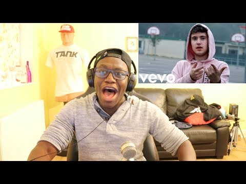 REACTING TO A DISS TRACK ON KSI KSI HAS ALREADY LOST?