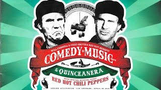 Will Farrell & Chad Smith's Red Hot Benefit- Drum-Off.