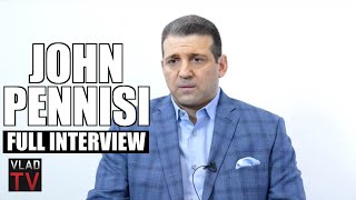 John Pennisi on Becoming Made Man in Lucchese Mafia, Working w/ FBI Against Them (Full Interview)