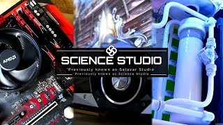 LIVE PUBG w/ FANS - Science Studio After Hours #22