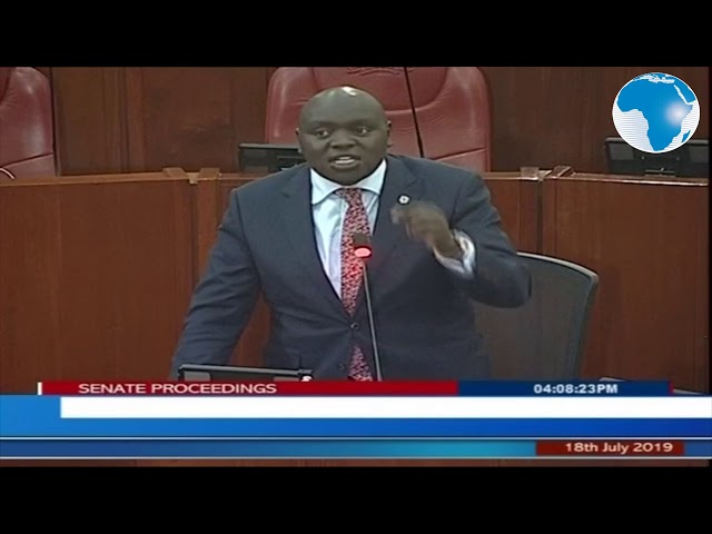 Senator Cherargei says devolution enemies are regrouping