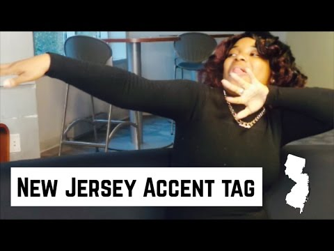 New Jersey Accent Tag  Collab w Hai Nana