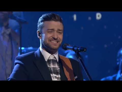 Download Justin Timberlake - Not A Bad Thing Live