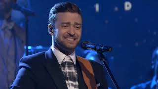 Justin Timberlake - Not A Bad Thing Live