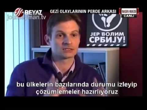 Omurgasizların Pilanı 1.5 Bölüm Gezi Parkı Taksim