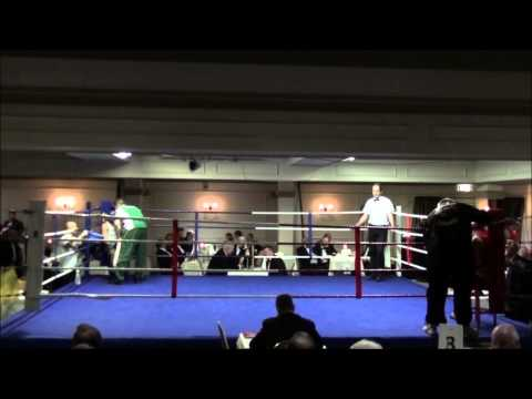 Guernsey Dinner Boxing part 1. January 2013.