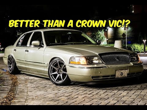 Watch This BEFORE You Buy a Mercury Grand Marquis (2003-2011)