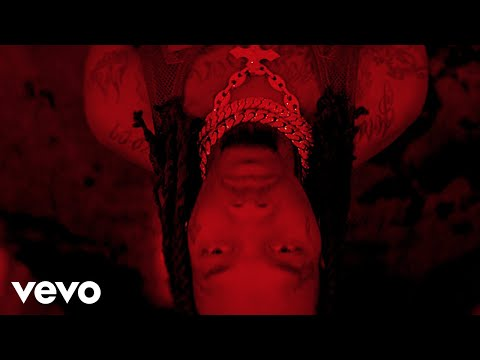 D-Strong - Offset Releases Solo Video Red Room