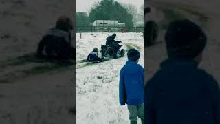 Kids Quad - Raging bull - 125