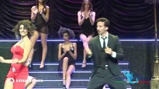 L' emozionante tango di Samanta e Samuel