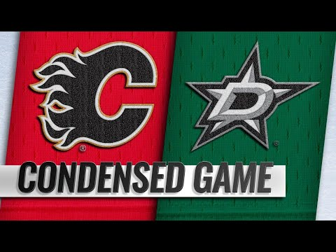 12/18/18 Condensed Game: Flames @ Stars