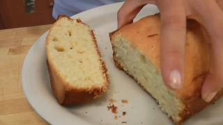 How To Make A Pound Cake - Recipe By Laura Vitale - Laura In The Kitchen Episode 159