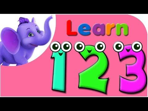 Lets Learn Numbers - Preschool Learning