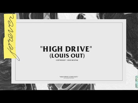 Popcaan - High Drive (Louis Out)  [Official Lyric Video] thumbnail