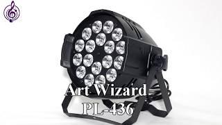 Светодиодный прожектор Art Wizard PL 436(, 2017-06-09T02:22:51.000Z)