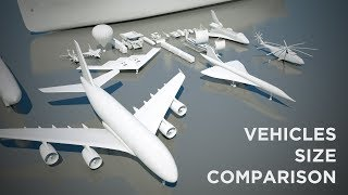 Download Vehicles Size Comparison Mp3 and Videos