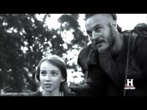Gyda's death - vikings