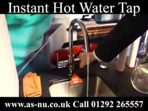 Instant Hot Water - Instant Hot Water Tap Review