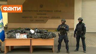 Двоє громадян Туреччини завезли в Україну героїну майже на 1 млрд грн
