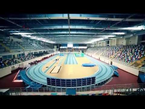 İstanbul'un En Hızlısı 2014 Salon Yarışları