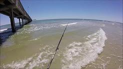 Fishing at Bob Hall Pier