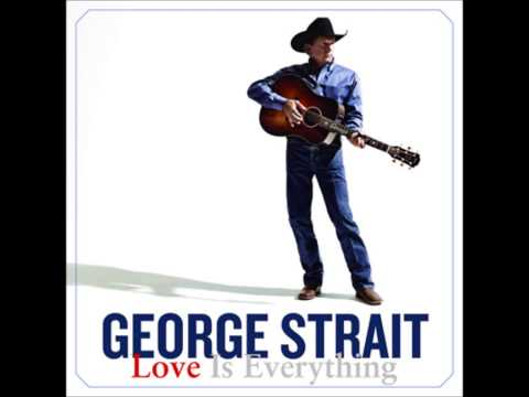 George Strait - I Just Can't Go On Dying Like This [New]