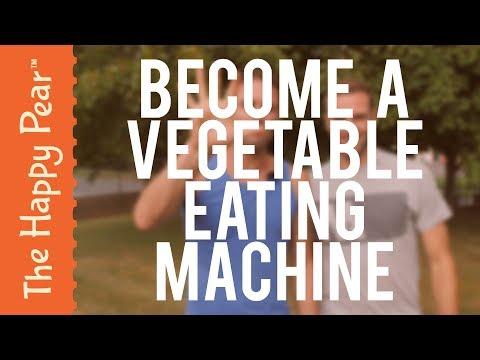 5 TIPS FOR EATING MORE VEGETABLES