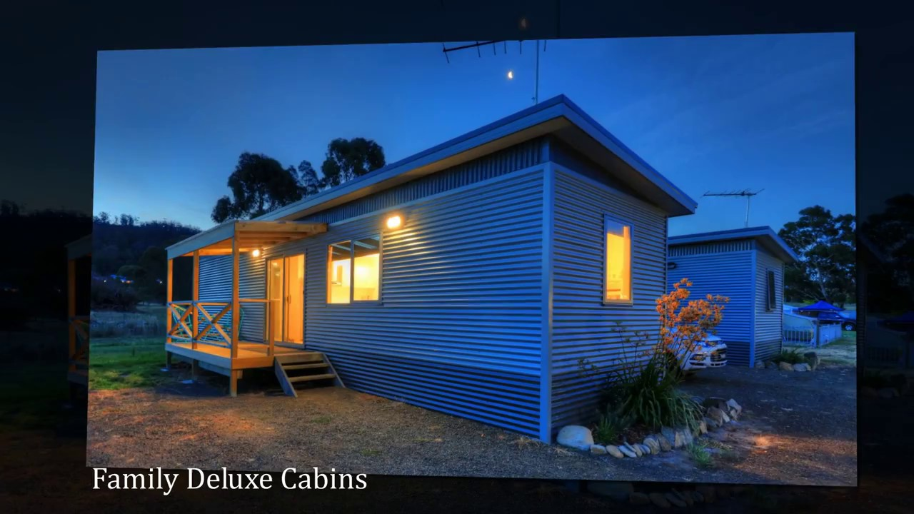 Orford Beachside Holiday Park Family Deluxe Cabins By Peter Bellingham Photography