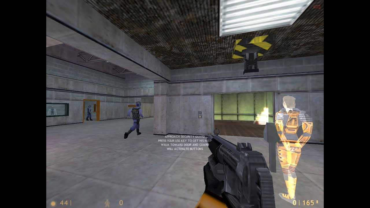 Half-Life: Hazard Course in 2:49 by coolkid
