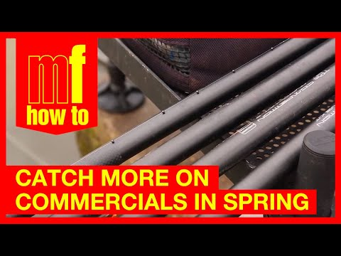 Match Fishing - Spring Commercials - Jamie Hughes