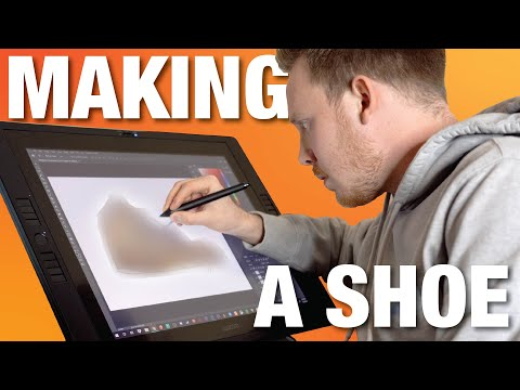 Making a Shoe: Design to Production (Part 1)