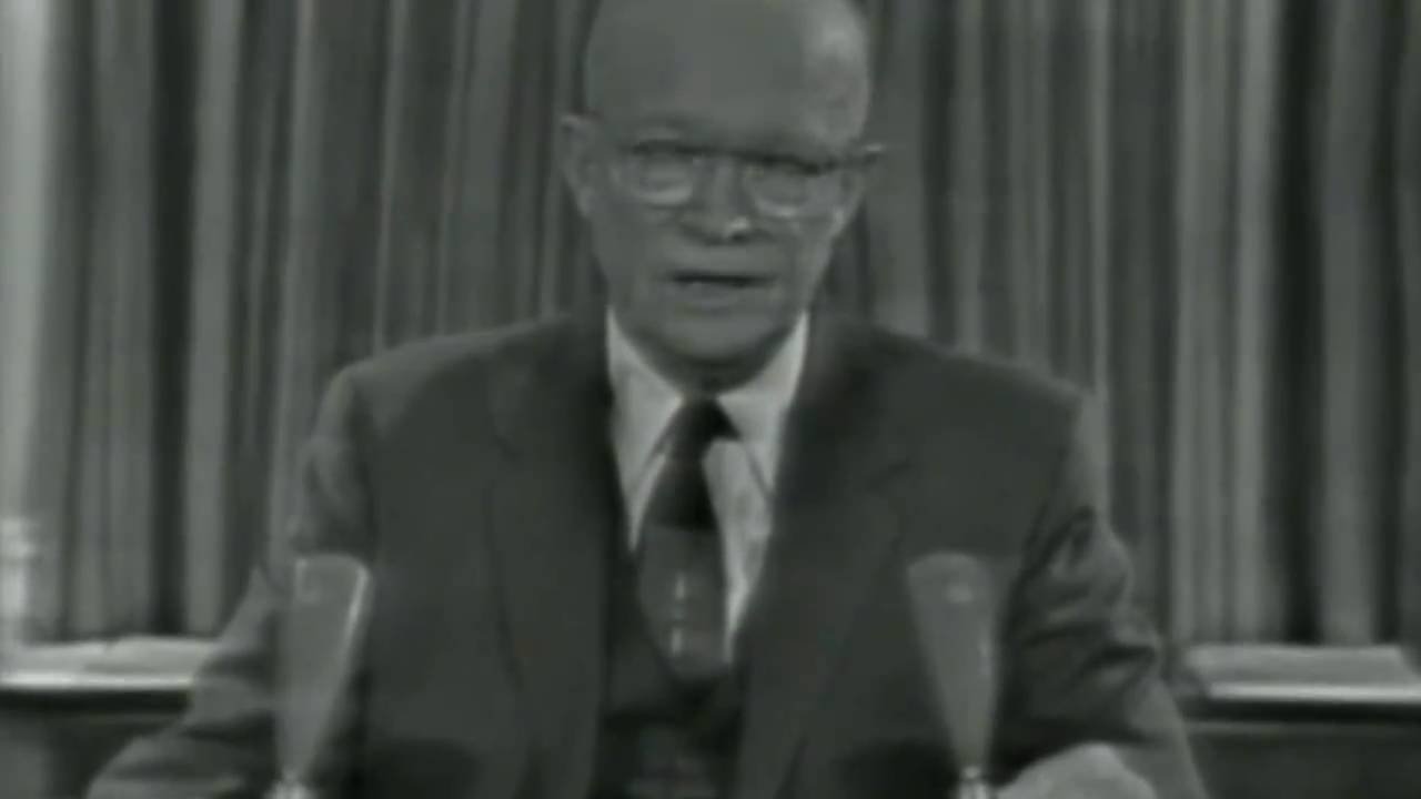 Eisenhower Farewell Address (Full)