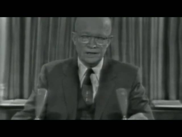 From Eisenhowers Military Industrial >> Eisenhower S Farewell Address A Warning On The Military Industrial