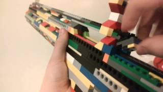 lego guns battlefield hardline 300 knockout