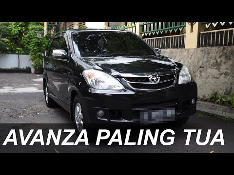 Toyota Avanza 2011 G AT 2011, First Generation