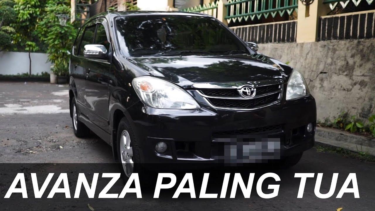 Grand New Avanza Pertama Pertalite Toyota 2011 G At First Generation Youtube