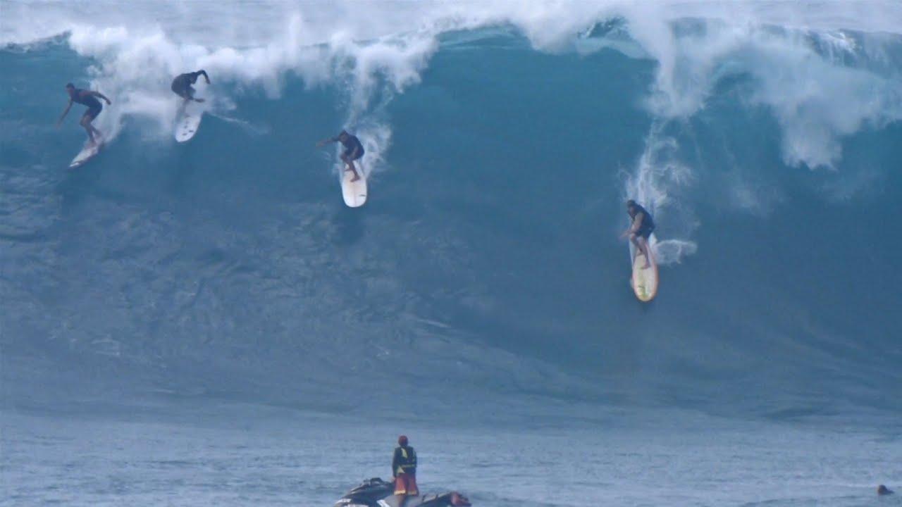 Waimea Bay Surf Big Wednesday YouTube - 16 epic surfing photos