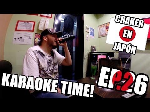 ¿CÓMO ES UN KARAOKE JAPONÉS?   Craker en Japón