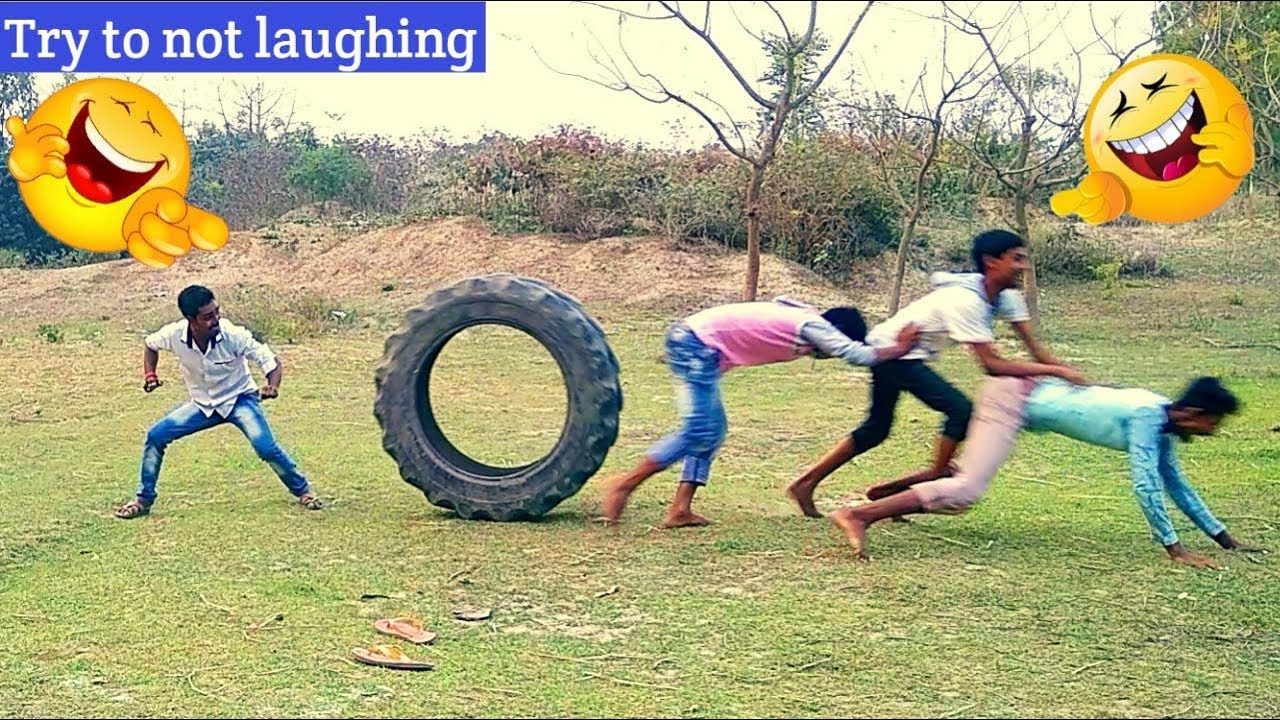 Must Watch New Funny??Comedy Videos 2019 Episode 17 || Fanny Videos || my family ||