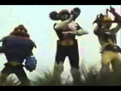 「アクマイザー3」!ザビタン・イビル・ガブラ!OP動画☆