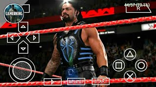 WWE 2K18 Download On | PPSSPP Mod Data | Proof With Gameplay