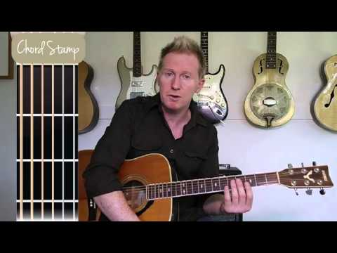 What Is a Chord Stamp | How to Read Chord Diagram