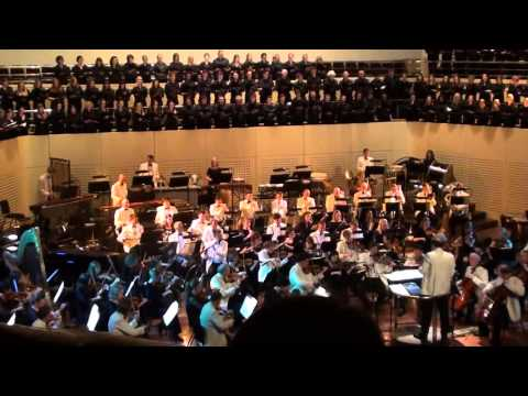 Star Wars Concert, CBSO and Nottingham Trent University Choi