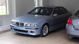 BMW E39 Wheel Speed / ABS Sensor Replacement DIY