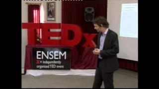 Quelques astuces pour ne pas obtenir un emploi : Gilles Reant at TEDxENSEM