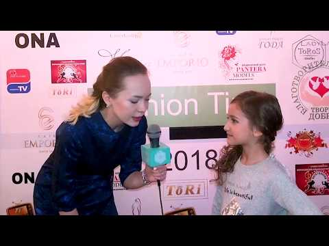 Юная и классная модель Виктория Чуфистова/Cool young model Victoria Chufistova