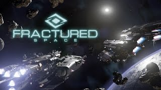 Co-Op Fractured Space - Wait is that Jingles as a Captain? Space / Fleet PVP First Impressions